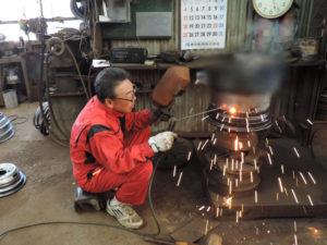 ホイール修理鎌ヶ谷ワイドホイール