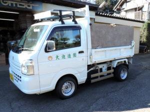 スズキ ゴルフ場 軽トラック用 ワイドタイヤ